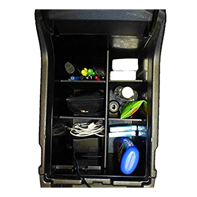 Vehicle OCD - Center Console Organizer for Toyota 4Runner (2003-2009) - Made in USA: Automotive