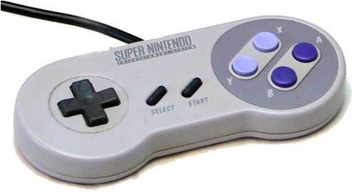 Super Nintendo Controller (Renewed)