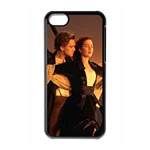 Winfors Titanic Jack & Rose Phone Case For Iphone 5C [Pattern-1]