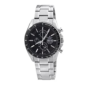 Casio Men's EFR502D-1AV Edifice Stainless Steel Chronograph Sport Watch