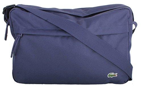 Lacoste Neocroc Airline Bag Bolso bandolera 38 cm Azul