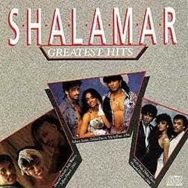 Shalamar Greatest Hits Shalamar 1989 Solar With Uptown
