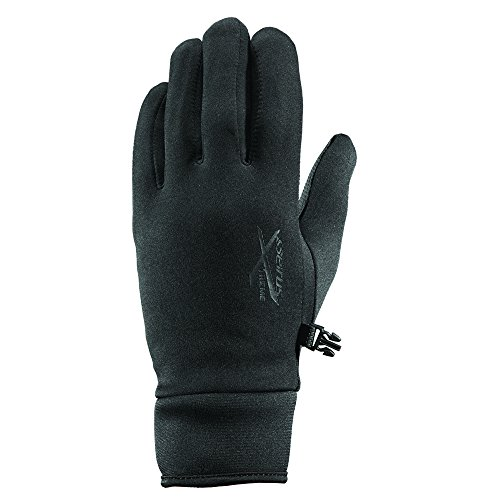 Fleece Glove Mitt - Seirus Xtreme All Weather Glove Mens Black XL