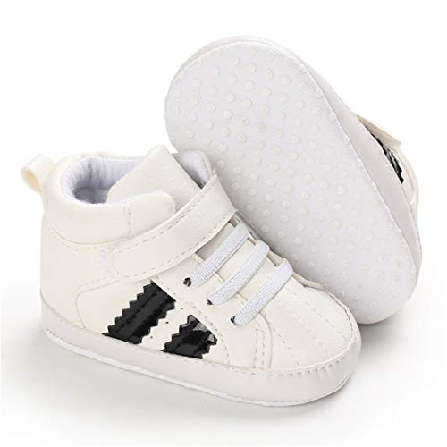 KIDSUN Infant Baby Boy Girl Shoes Infant Boy Girl Fashion Sneaker Mesh Shoes Soft Sole Toddler First Walkers Candy Shoes Breathable Newborn Crib Shoes