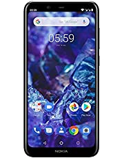 Jusqu'à 30€ remboursés par Nokia pour l'achat d'un Nokia 5.1 Plus, du 1er avril au 30 juin 2019.