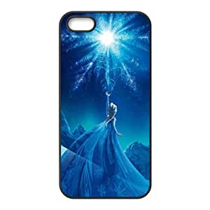 Frozen magical girl Cell Phone Case for iPhone 5S