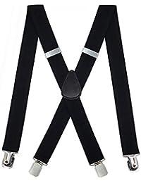 Men's Suspenders Men Adjustable Shirt Stays Elastic Suspenders Mens Shirt Holder Gentleman Leg Braces Tirantes Hombre Business Suspender Belt Men's Accessories