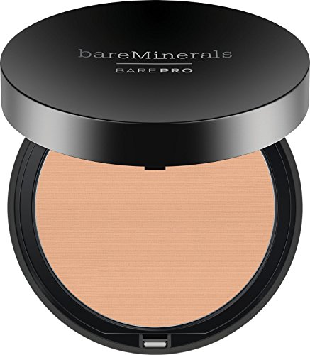 bareMinerals Barepro Performance Wear Powder Foundation, Natural, 0.34 Ounce (Natural Escentuals Bareminerals Bare)