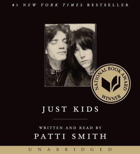 Just Kids Cd [Audiobook, Unabridged] [Audio Cd] by HarperAudio