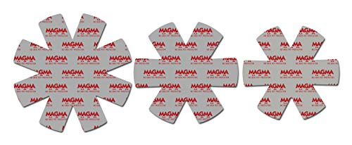 Magma Products, A10-368 No-Skid 3-Piece Pot Protectors Set, ()