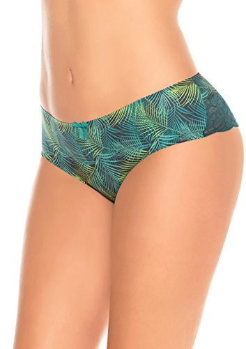 Laura Womens Seamless Boyshort Printed product image
