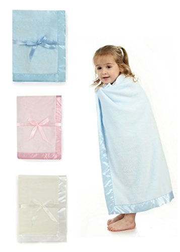 Silky Toes Baby Fleece Blanket Cozy 30