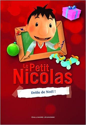 Image De Noel Drole.Amazon Fr Le Petit Nicolas 4 Drole De Noel Valerie