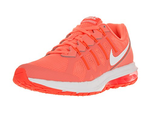 Nike Wmns Air Max Dynasty, Zapatillas De Running para Mujer Rosa (Atomic Pink / White-Hyper Orange)