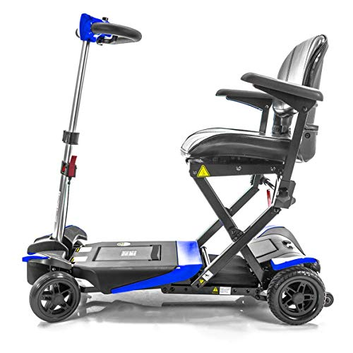 Transformer Automatic folding mobility scooter
