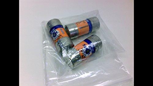 Ferraz Shawmut Ajt60 - Pack Of 3 - D. Element Time Delay, 600V, 60Amp Ajt60 - Pack Of 3 - ()