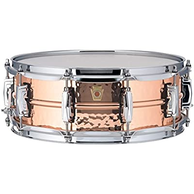 ludwig-copper-phonic-hammered-snare