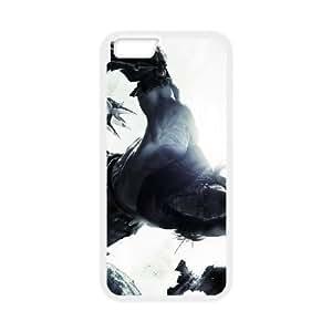 Darksiders II 4 iPhone 6 4.7 pulgadas del teléfono celular funda blanca del teléfono celular Funda Cubierta EEECBCAAB00245