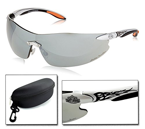 Harley Davidson Tinted Mirror Safety Glasses