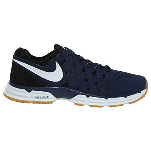 Blue Fitness Binary black Nike Scarpe Uomo White Fingertrap da TR Lunar q8Sn6qx7