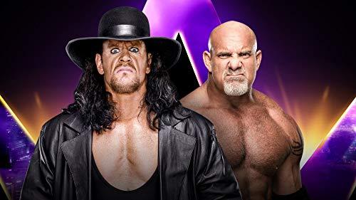 United Mart Poster WWE Super Showdown Saudi Arabia Goldberg vs Undertaker Cover Poster Size 12 x 18 Inch Rolled Poster