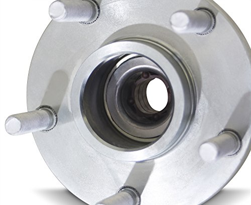Tomegun 4 to 5 Lug Wheel Hubs Bearing Conversion Set of 4 (Front/Rear) For 89-94 Nissan 240SX S13 by Tomegun (Image #4)