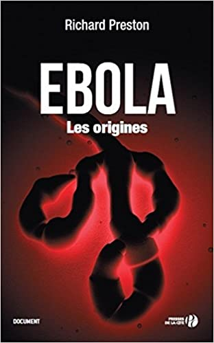 Richard PRESTON - Ebola sur Bookys