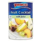 6X Princes Fruit Cocktail in Juice 410g