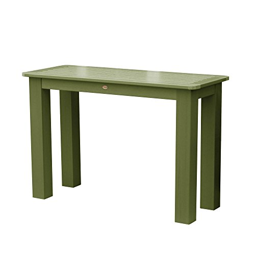 Highwood AD-CTB25-SGE Sideboard Table, Counter Height, Dried Sage
