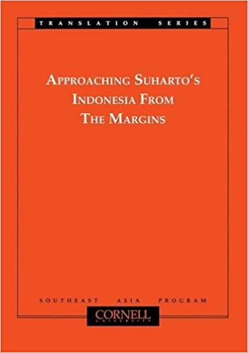 Book Approaching Suharto's Indonesia from the Margins (Southeast Asia Program Series)
