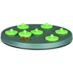 Trixie Snack Board Logic Toy for Rabbits, Guinea Pigs, and Other Small Pets