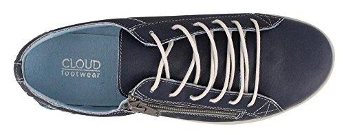 Cloud Schoenen Dames Aika Fashion Sneaker Blauw