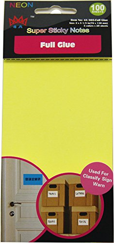 4A Adhesive Inches%EF%BC%8C20 Pack%EF%BC%8C100 Glue product image