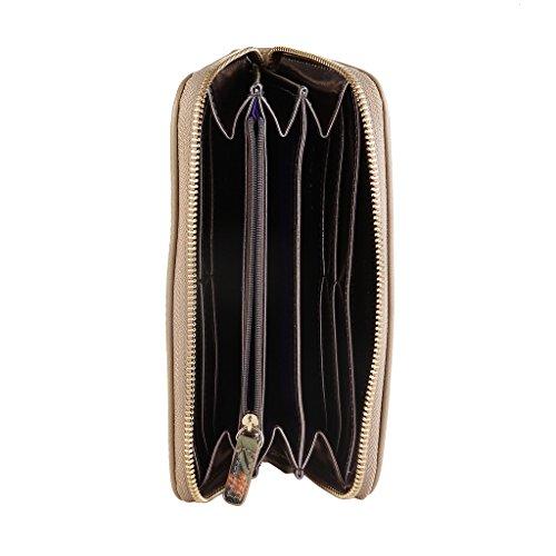 Versace, Borsa a mano donna multicolore multicolore