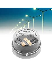 Light Shorting Cap, 120-480V Waterproof Shorting Cap, 1000W 1800VA 120-480V PC Twistlock Photocell Shorting Cap for Street Lamp Courtyard Lamp