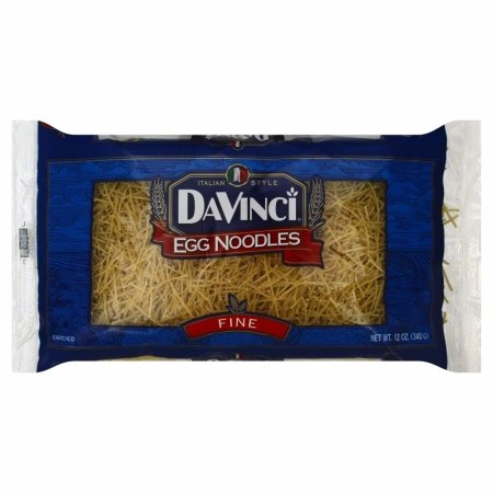Fruit Me Up Davinci Noodle Egg Fine, 12 oz