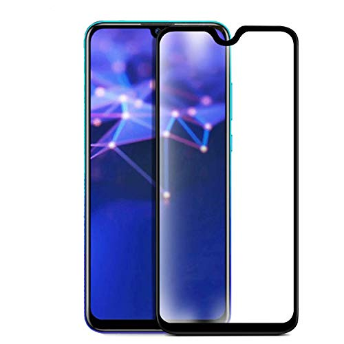 TenDll [2 Pack] Oppo Reno Screen Protector, HD Clear Anti-Glare [0.26mm,2.5D][9Hardness][HD Clear] Tempered Glass Screen Protector for Oppo Reno -Black