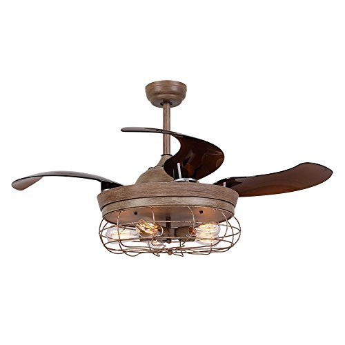 Ceiling Fan With Pendant Light in US - 2