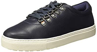 CarltonLondon Fashion Sneakers for Men 41 EU - Navy