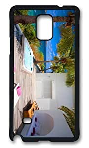 Adorable beautiful resort Hard Case Protective Shell Cell Phone Samsung Galaxy S5 I9600/G9006/G9008