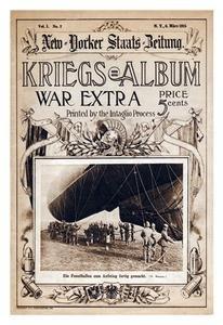 Kriegs Album: War Extra Fine art Giclee canvas print (20