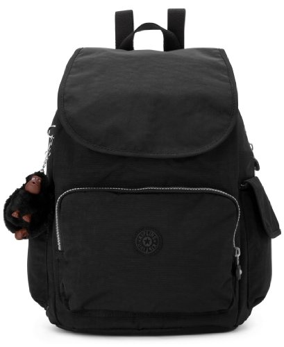 Kipling Ravier Backpack, Black, One Size
