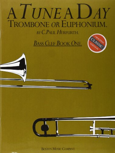 Tune a Day Trombone, Euphonium, Bass Clef (Book 1) ()