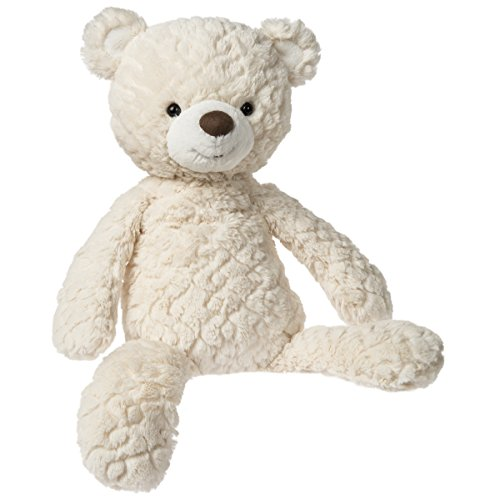 Stieff Cream - Mary Meyer Putty Bear Large Teddy Bear Soft Toy, Cream