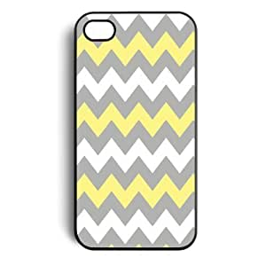 Chevron Zigzag Pattern Snap On Case Cover for Apple iPhone 4 iPhone 4s