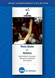 2006 NCAA(r) Division I  Women's Volleyball 2nd Round - Penn State vs. Hofstra