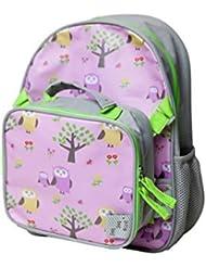 Jaq Jaq Bird Backpack & Lunch Box Set