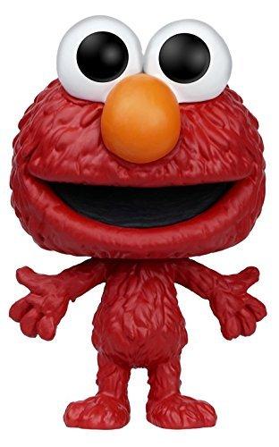 Pop  TV  Sesame Street - Elmo Figure by Sesame Street