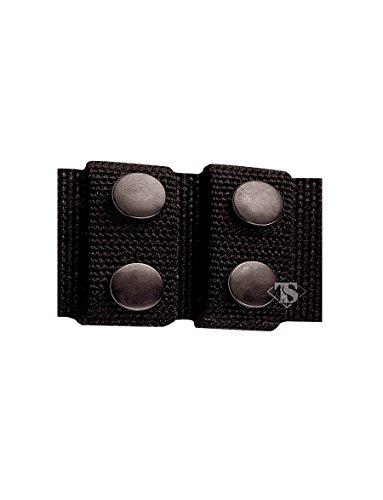 Tru-Spec Keepers, Tru Deluxe HD Duty Belt, Black, One Size (Deluxe Tactical Belt Duty)