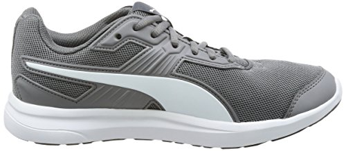 Adulto Shade Zapatillas white Unisex Cross Gris Mesh de Quiet Puma Escaper wznOEYqPA